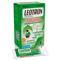 Leotron Angelini Exámenes