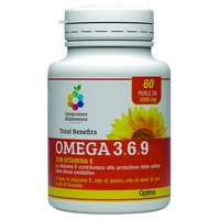 Omega 3-6-9 Total Benefits