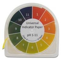 Papel indicador Ph
