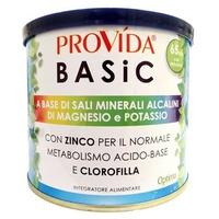 Suplemento de polvo alcalino basic Provida