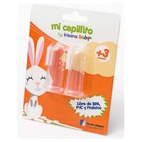 Cepillo dental de silicona para Bebé