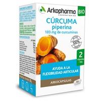 Arkocápsulas Curcuma BIO