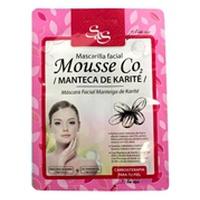 Mascarilla Mousse CO2 con Manteca de Karité