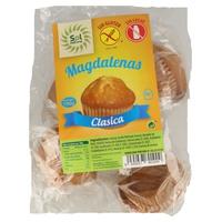 Magdalenas Clásicas Sin Gluten y Sin Lactosa