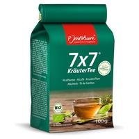 7 x 7 AlcaPlantes, organic bulk infusion