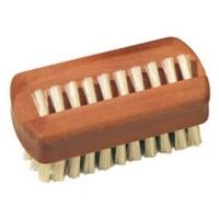 Pearwood nail brush (small)