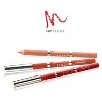 Defence Color Lip Design 205 Brick Red