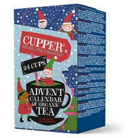 Adventskalender Teesammlung