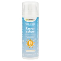 Medium protection sunscreen SPF15 Without Chemical Filters