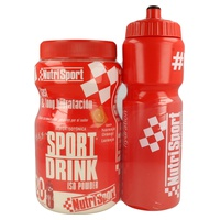 Sport Drink ISO Powder Naranja