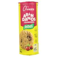 Galletas Digestive Arándanos sin Azúcar