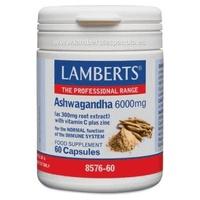 Ashwagandha 6000 mg