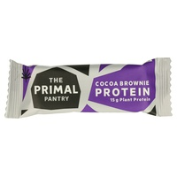 Paleo Cocoa and Brownie Protein Bar