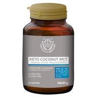 Keto Coconut MCT (Kokosöl)