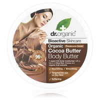 Organic Cocoa Butter for the body