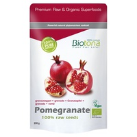 Pomegranate Raw Semillas de Granada Bio