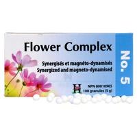 Flower Complex Nº 5 Miedos