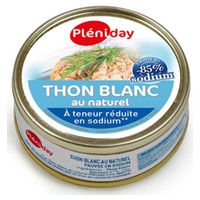 Natural tuna