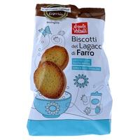 Spelled lagaccio biscuits