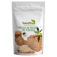 Mąka z nasion konopi