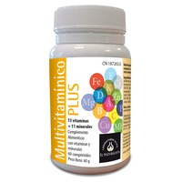 Multivitamí­nico plus