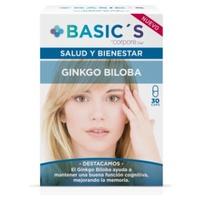 Corpore Basic's Salud y bienestar Ginkgo Biloba