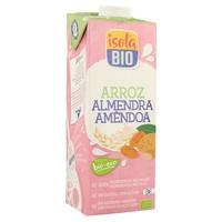Bebida de arroz y almendras Bio