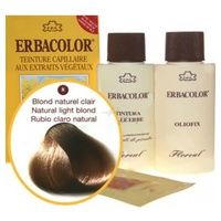 Erbacolor 8 rubio natural claro