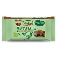 Cocoa Funghetto Covered Cookie