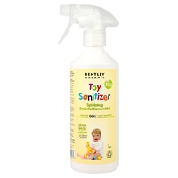 Spray desinfectante de juguetes