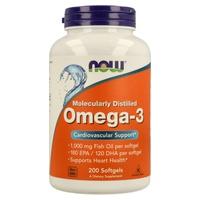 Omega-3 1000mg Molecularly Distilled