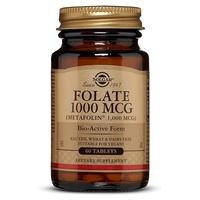 Folate (as Metafolin) 1000 µg