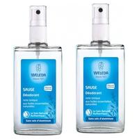 Sage Deodorant Duo