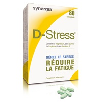 D-Stress réduit la fatigue