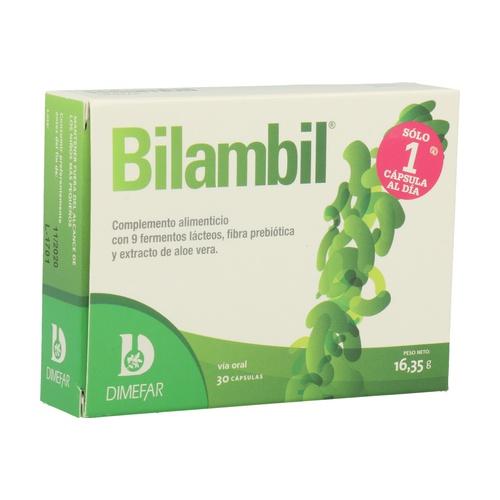 Bilambil probiótico