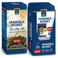 Manuka Honey MGO®100 + Manuka Honey Retail