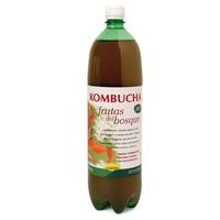 Kombucha Té Frutas del Bosque Bio