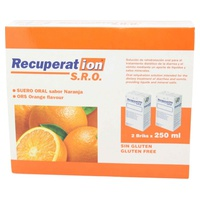 Recuperat-Ion Suero Oral SRO (Sabor Naranja)