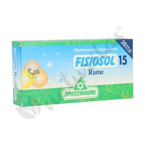 Fisiosol 15 Rame