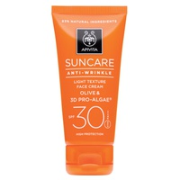 Anti-wrinkle Facial Sun Cream SPF30