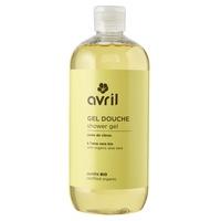 Gel de ducha Lemon Zest - orgánico certificado