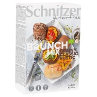 Panecillos brunch Mix sin gluten