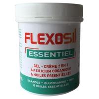 Gel-creme Flexosil Essentiel, Silicone + HE