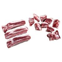 Costilla cerdo Bio