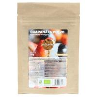 Poudre de guarana biologique