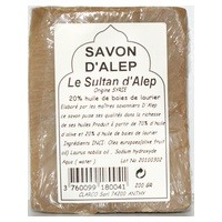 Jabón de Alepo 20% Louro