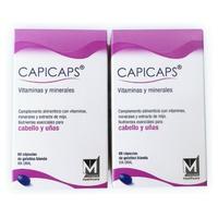Duplo Capicaps Cabello y Uñas