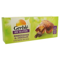 Mini Bizcocho de Chocolate