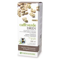 CAFFE 'GREEN DRAIN 500ML