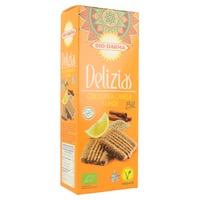 Delizias con quinoa, canela y limón